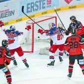 Salzburg legte im Finale vor