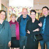 Großes Interesse an der heimischen Kunstszene