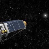 Kepler-Teleskop sendet Notfallsignale zur Erde