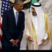 Verbundenheit der USA mit den Golfländern betont