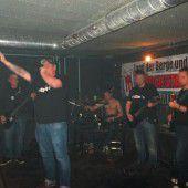 Neonazi-Band soll in Feldkirch gespielt haben