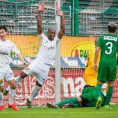 Fußball, Vorarlbergs Ligen im Überblick – Vorarlbergliga bis 5. Landesklasse (18. Spieltag)