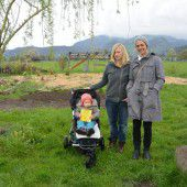 Sulner Garten unser sucht nach Vandalenakt neues Werkzeug