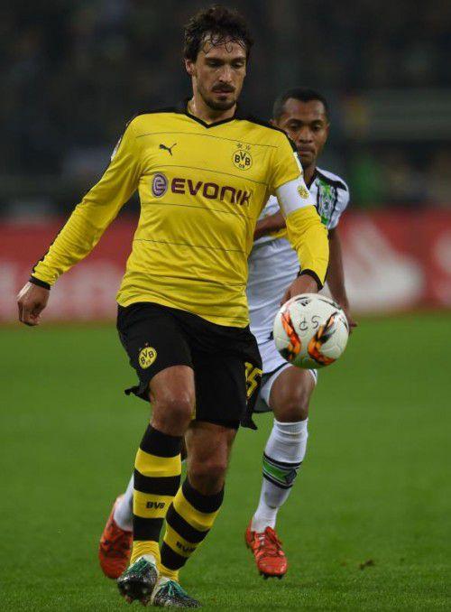 Mats Hummels steht vor einer Rückkehr nach München.