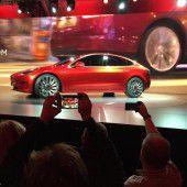 Tesla setzt Massenmarkt unter Strom