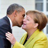 Obama wirbt bei Besuch in Deutschland für TTIP