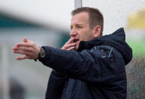 Miroslav Hevessy wurde in Nenzing entlassen.