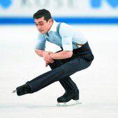WM-Titel an Fernandez, Hanyu patzte in der Kür