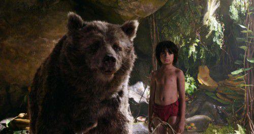 """Mit """"The Jungle Book"""" kehrt ein weiterer Klassiker auf die Leinwand zurück."""