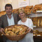Mangold bäckt Gold-Brot