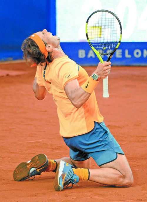 Neunter Sieg für Rafael Nadal in Barcelona.