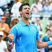 Titel-Rekord für Novak Djokovic