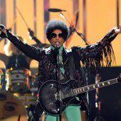 Legende Prince stirbt mit 57 Jahren