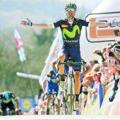 Valverde mit Hattrick beim Flèche Wallonne