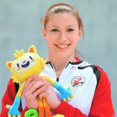 Olympiaticket für Turnerin Lisa Ecker