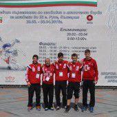 Top-Zehn-Plätze blieben U-23-Ringern verwehrt