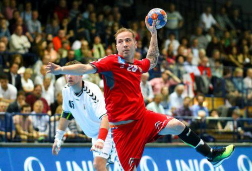 Robert Weber und Magdeburg greifen nach dem Cuptitel.