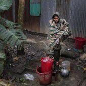 Bangladesch: Wasser mit Arsen belastet