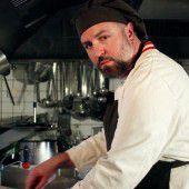 Eindrucksvolle Akzente mit seiner bodenständigen Küche