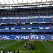 Real beschwört Mythos Bernabéu