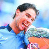 Neunter Erfolg für Rafael Nadal in Monte Carlo