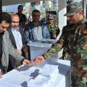 Syriens Parlamentswahl verkommt zur Farce