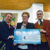 Tolles Konzert und 3000 Euro für Ma hilft