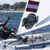 Super Start von Bargehr/Mähr bei 470er-EM