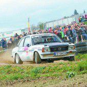 Feines Rallye-Comeback von Terler/Bitschnau