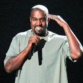 Kanye West mit neuem Rekord