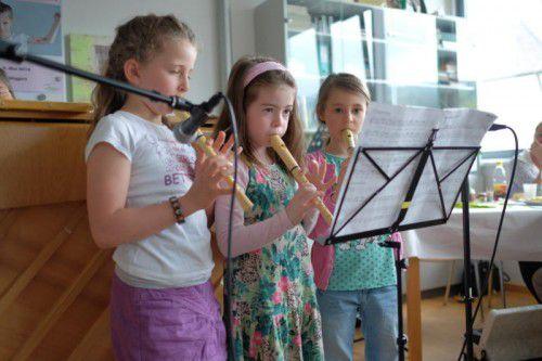Über 600 Schüler werden in der Musikschule Leiblachtal betreut.