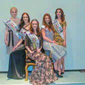 Selma aus Bezau ist die neue Miss Vorarlberg