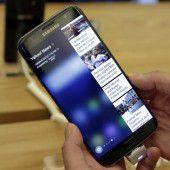Samsung verdient mit Galaxy S7 wieder mehr