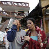 Hunderte Tote nach Erdbeben in Ecuador