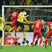 Liverpool holt 1:1-Remis bei Comeback von Klopp