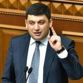 Ukraine hat neuen Regierungschef