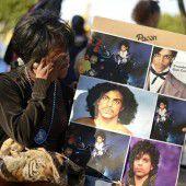 Musikwelt und Fans verneigen sich vor Prince