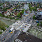 6,7 Millionen Euro kostet die neue Sägerbrücke.