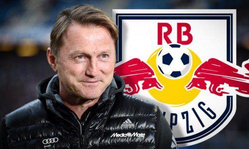 Ab Sommer ist Ralph Hasenhüttl der neue Leipzig-Coach.