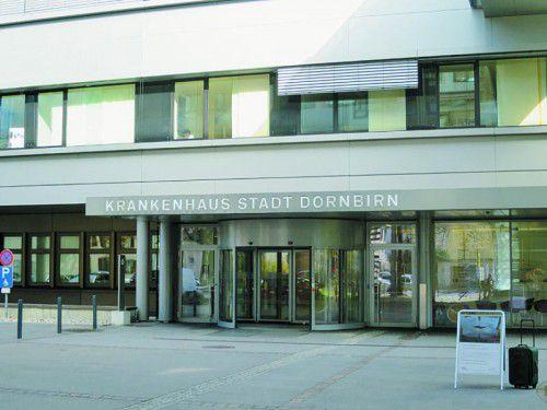 Als letzte Kommune leistet sich Dornbirn ein eigenes Krankenhaus.