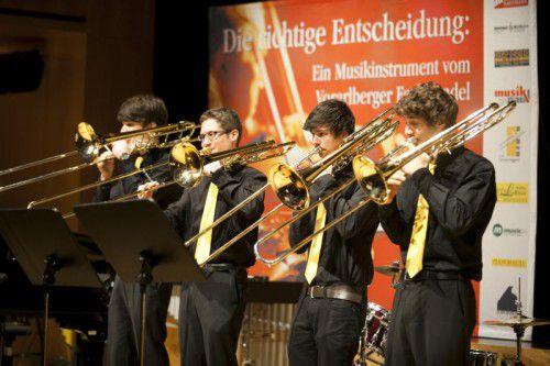 """Am Sonntag präsentieren die Preisträgerinnen und Preisträger des Vorarlberger Landeswettbewerbs """"Prima la musica"""" Ausschnitte aus ihrem Wettbewerbsprogramm."""