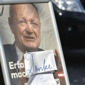 ÖVP-Klub hat sich von Khol verabschiedet