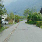 Tempokontrolle in Altach nach Raser-Meldung