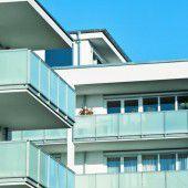 Balkoneinfassung – wer zahlt?