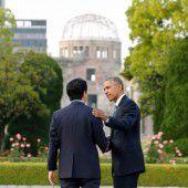 Obama besucht Hiroshima ohne Entschuldigung