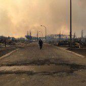 Waldbrände in Kanada breiten sich rasant aus