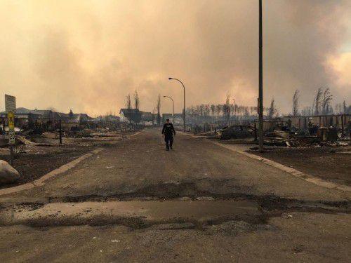 Bereits eine Fläche von 850 Quadratkilometern ist von den Bränden betroffen. Der Schaden geht Experten zufolge in die Milliarden.
