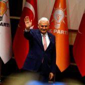Erdogan-Getreuer als neuer Regierungschef