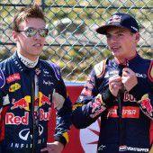 Red Bull befördert Verstappen