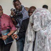 Nigerianische Armee befreit 97 Geiseln